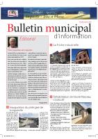 Bulletin municipal 2019