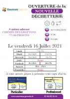 Déchetterie Provins